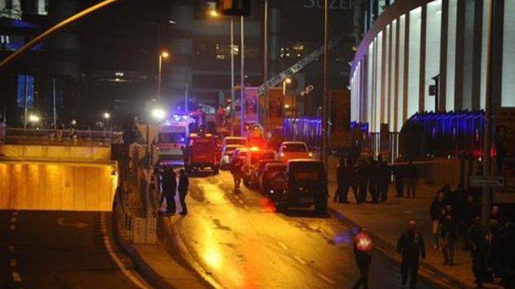 29 человек скончались в итоге теракта вТурции