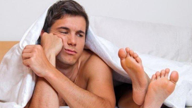 Воздержание от секса мужчина