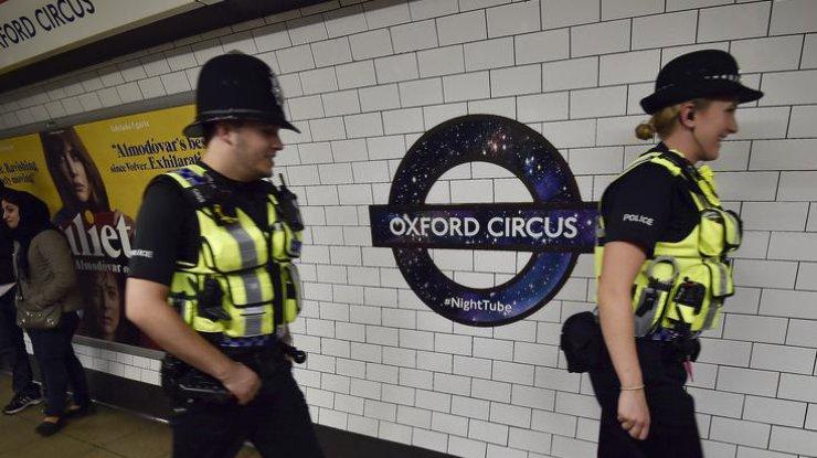 В Великобритании задержаны шесть человек поподозрению втерроризме