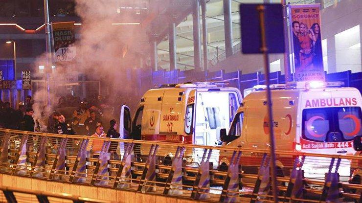 Ужасный теракт вТурции: десятки убитых ираненых