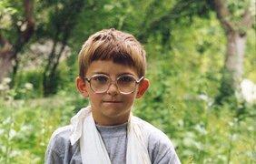 Дмитрий Пидручный в детстве