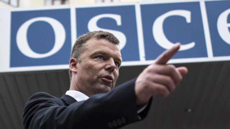ОБСЕ: НаДонбассе прослеживается недопустимое количество нарушений «режима тишины»