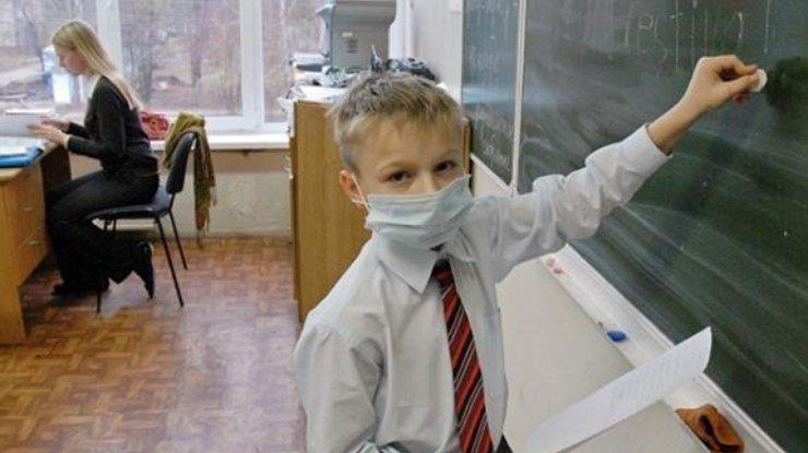 Все школы Житомира закрыли накарантин из-за эпидемии гриппа