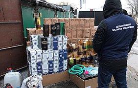 Подпольные цеха обнаружены в Коцюбинском и Вишневом