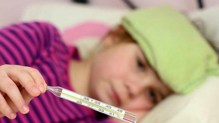 Вгосударстве Украина зафиксировали неменее 30 типов гриппа