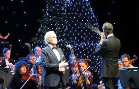 Легендарный Хосе Каррерас дал в Киеве прощальный концерт