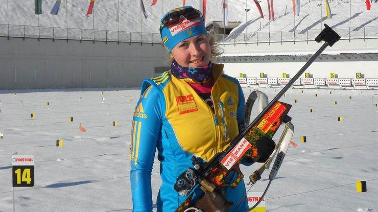 Биатлонистка Акимова выиграла спринт на7,5км наКубке мира