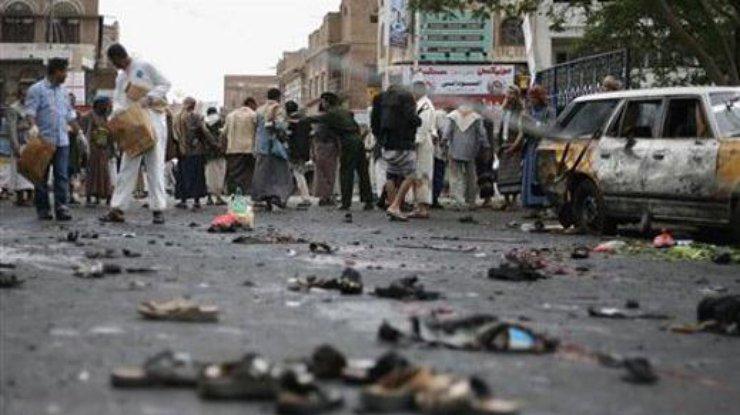 AFP: число погибших теракта вЙемене выросло до 30