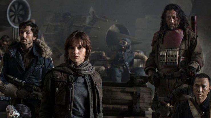 Спин-офф «Звездных войн» удачно стартовал впрокате