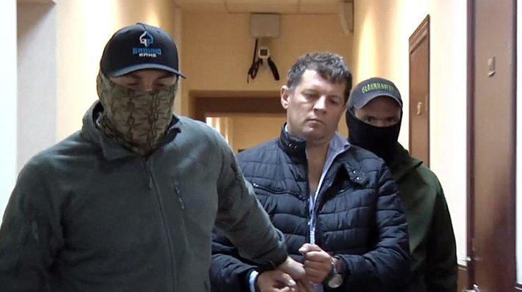 Кремль непустил кСущенко представительницу ОБСЕ