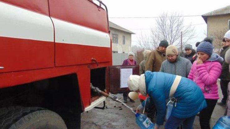 Террористы обстреляли район проведения восстановительных работ около Торецка