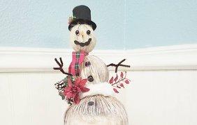 Необычные рождественские прически