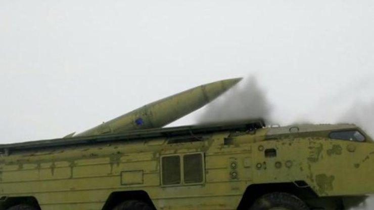 ВСУ взялись зарасконсервацию ракетных комплексов «Точка-У»
