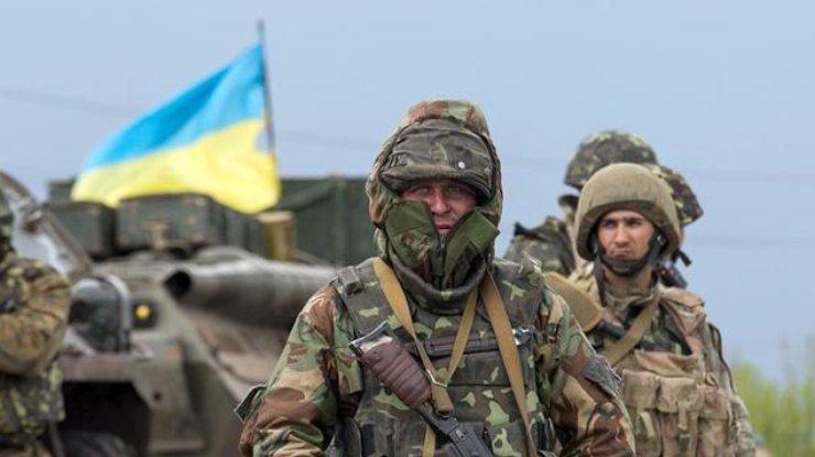 Боевики атаковали позиции ВСУ врайоне Водяного