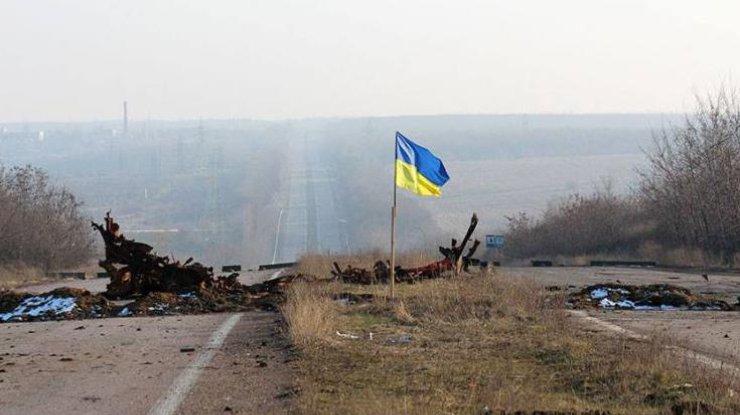 Боевики два раза штурмовали украинские позиции наСветлодарской дуге