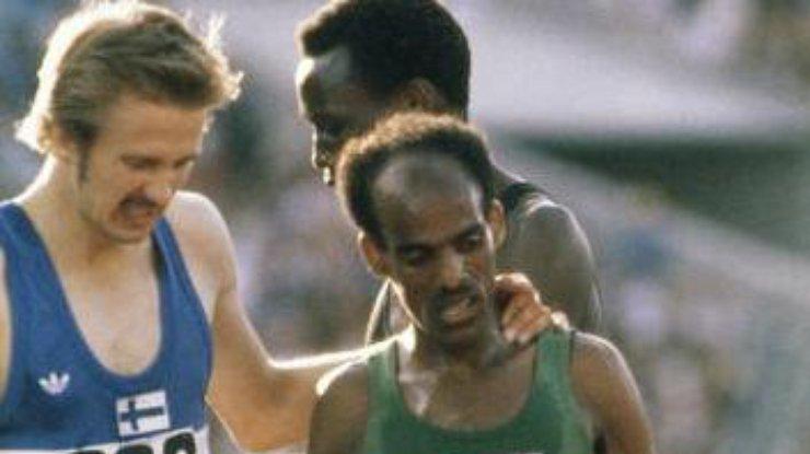 Скончался 2-кратный  победитель Олимпиады-1980 Мирутс Ифтер
