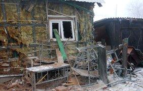 Обстрел Дебальцево: разрушены храм и воскресная школа (фото: gorlovka-eparhia.com.ua)