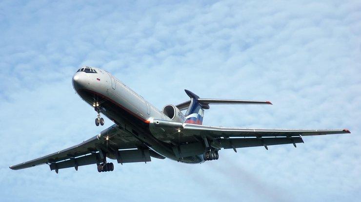 Минобороны подтвердило пропажу срадаров самолета Ту-154
