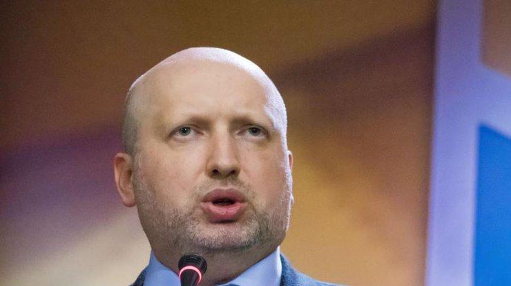 Турчинов ответил ветеранам АТО: Блокады ЛДНР небудет