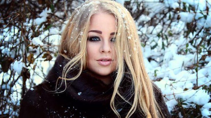 19-летняя Виктория Петрик вышла замуж, размещено фото