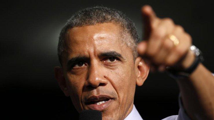 Барак Обама объявит вчетверг оновых санкциях противРФ из-за кибератак