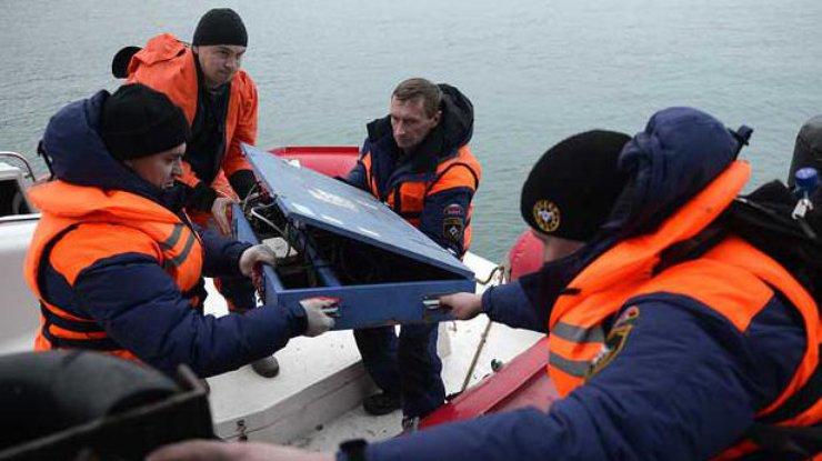 Третий бортовой самописец Ту-154 разрушен