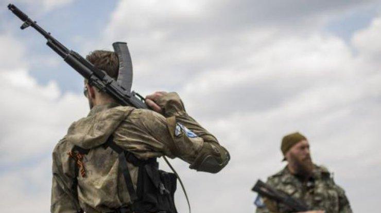 НаЛуганщине задержали 20-летнего боевика «ДНР»