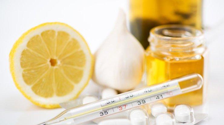 Эпидпорог погриппу превышен уже в5 областях государства Украины