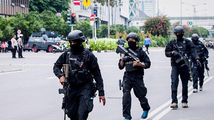 Милиция Индонезии предотвратила попытку госпереворота