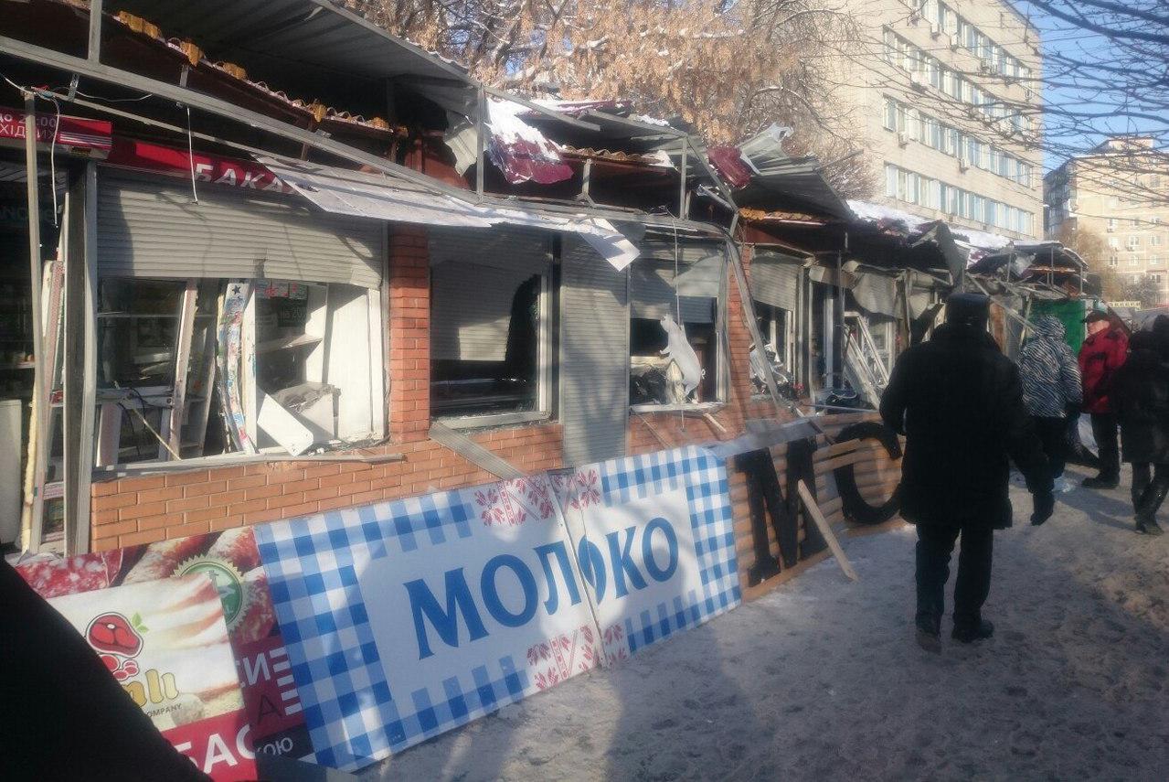 Около метро «Политехнический институт» снесли МАФы