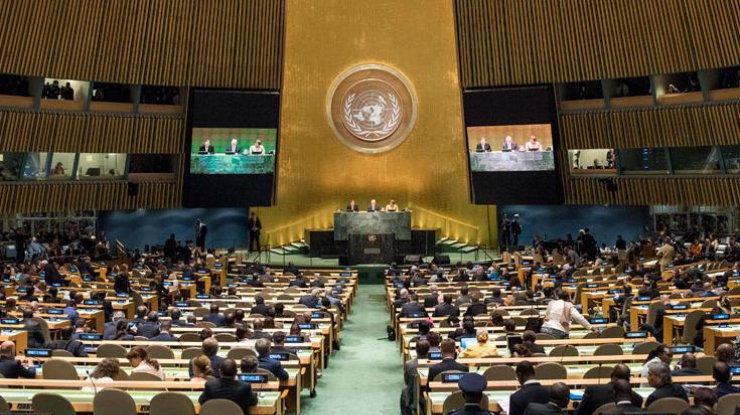 В2016г. Украина будет председательствовать вСовбезе ООН