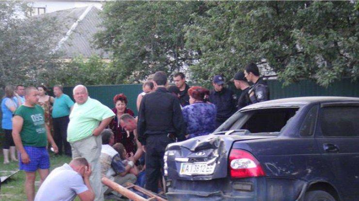 Водителю, который задавил двух девочек вВасилькове, суд дал 10 лет