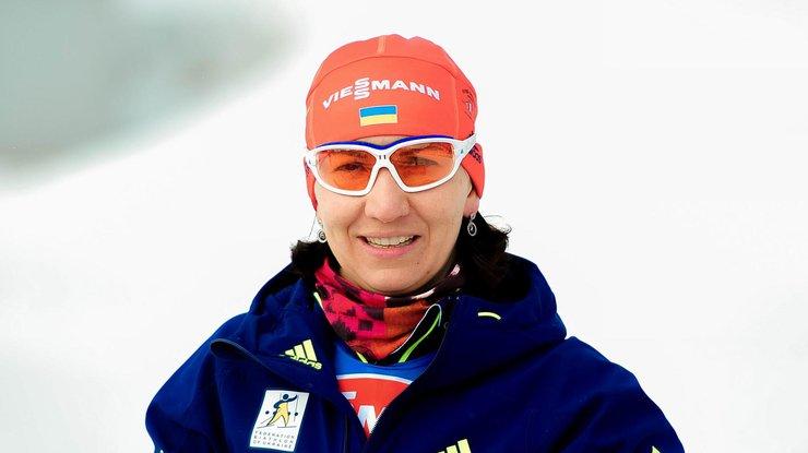 Немецкая биатлонистка Дальмайер выиграла спринт наэтапеКМ вСловении