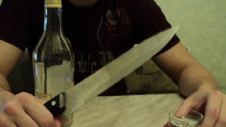 ВОдессе после распития спиртных напитков двое мужчин зарезали друг дружку