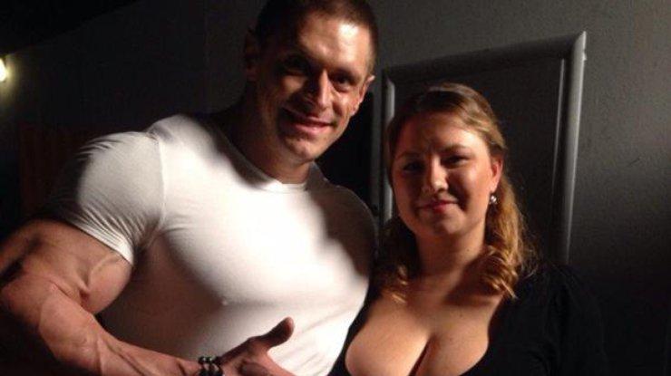 Анна Река признана обладательницей самой большой груди в Украине