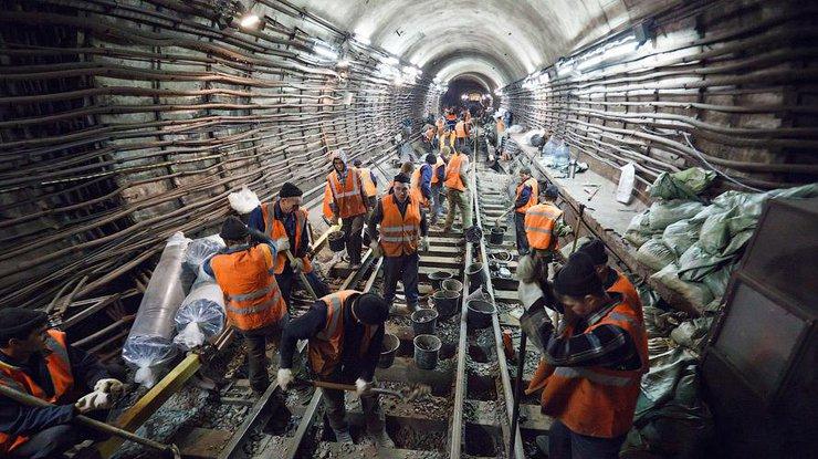 Киевский метрополитен объявил тендер на строительство Подольско Выгуровской линии метрополитена