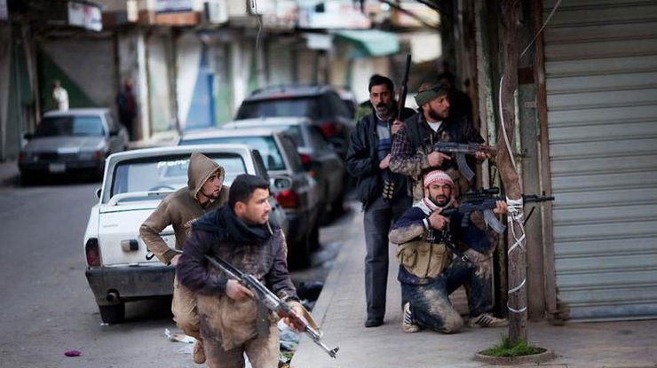 Согласованы вопросы поставки в сирийские города гуманитарной помощи