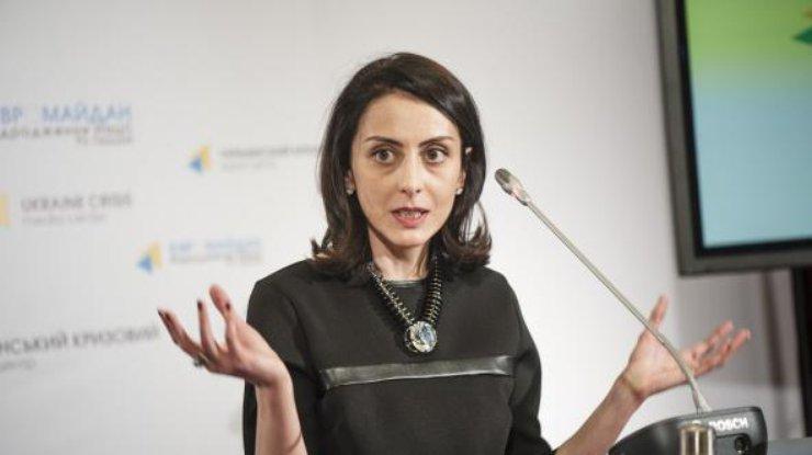 Деканоидзе призвала'не называть никого убийцей без приговора суда