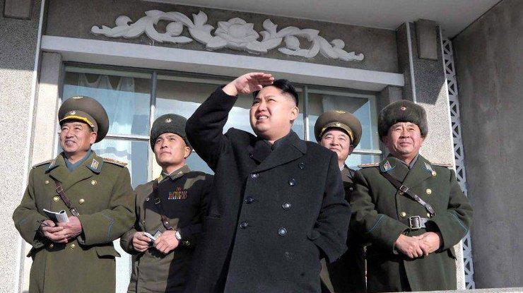 КНДР намерена вывести спутник на орбиту