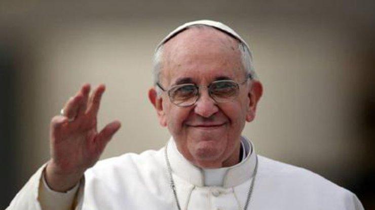 Папа Римский Франциск вскоре дебютирует в кино