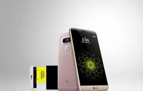 Конкурент Fairphone 2 - LG G5