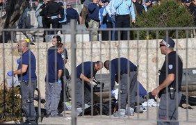 В результате теракта пострадали две сотрудницы пограничной полиции