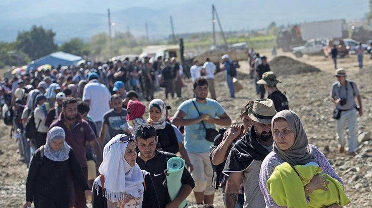 У переселенцев были одноразовые или транзитные визы