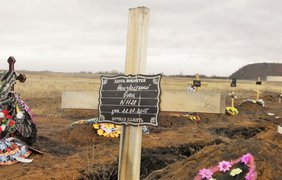 За последние два года кладбище существенно выросло из-за множества новых могил
