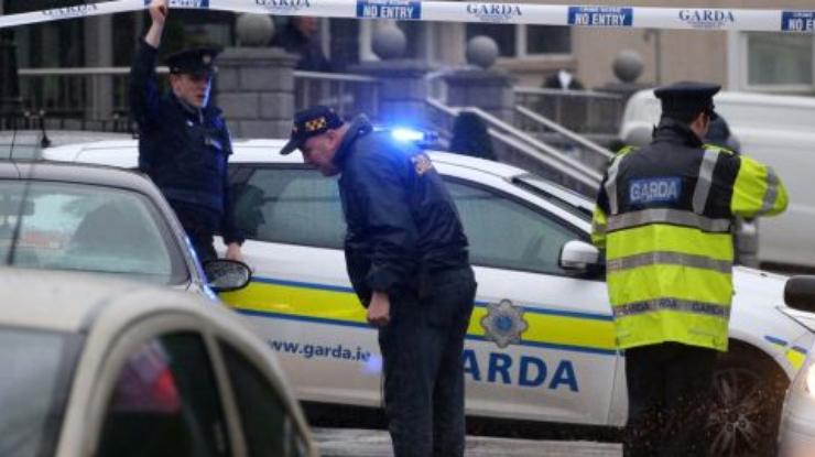 В Дублине на'вечере бокса устроили смертельную бойню