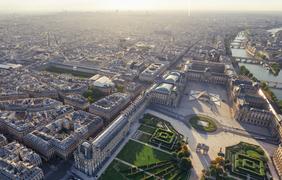 Париж. Фото: airpano.ru
