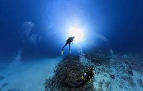 Подводный мир Мальдив. Фото: airpano.ru