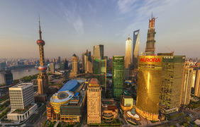 Шанхай. Фото: airpano.ru