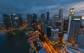 Сингапур. Фото: airpano.ru