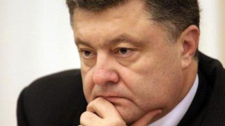 Петр Порошенко выразил свои сожаления родным погибших вавиакатастрофе
